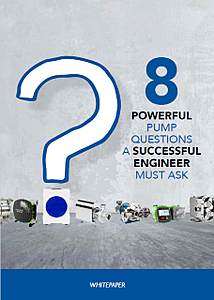 8 Powerful Pump Questions Each Engineer Must Ask